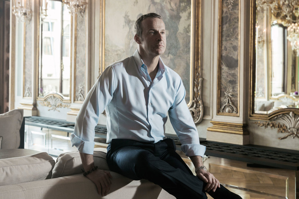Vladislav Doronin at Aman Venice (Photo: Mattia Balsamini / Surface)