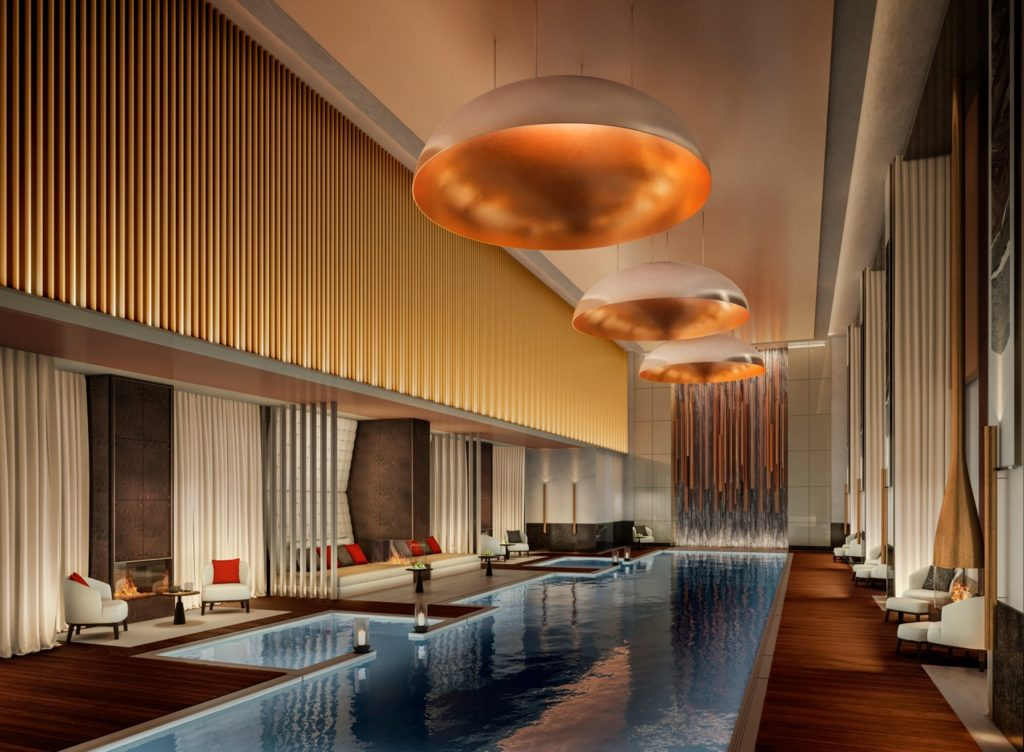 Aman New York Spa and Indoor Swimming Pool