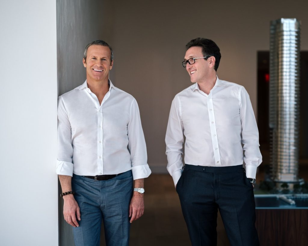 Vlad Doronin and Jonathan Goldstein
