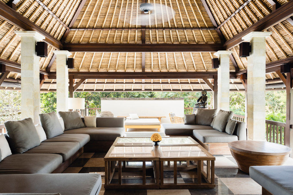 Aman Villas at Nusa Dua, Indonesia