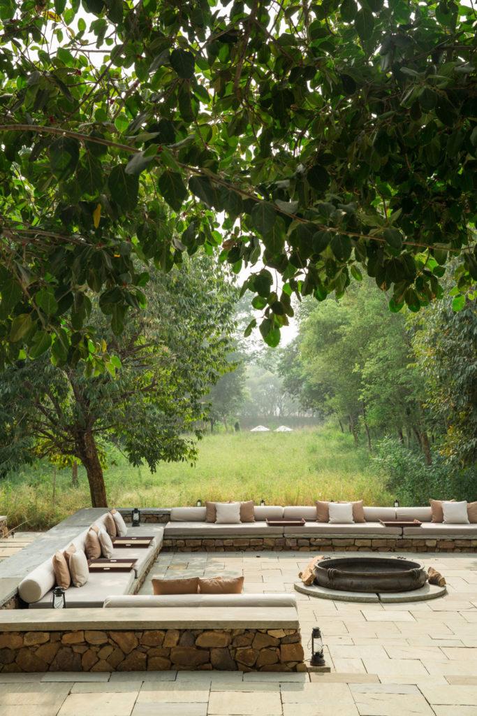 Aman i Khas, India