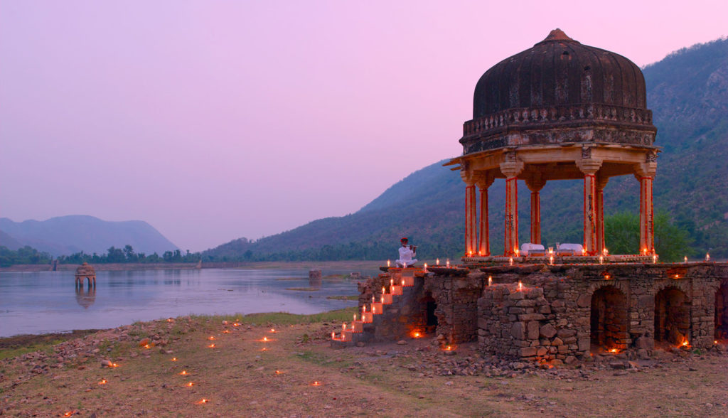Amanbagh, India