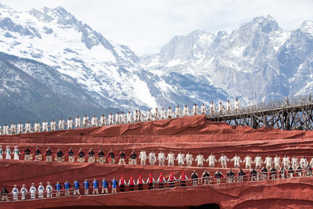 Amandayan, China