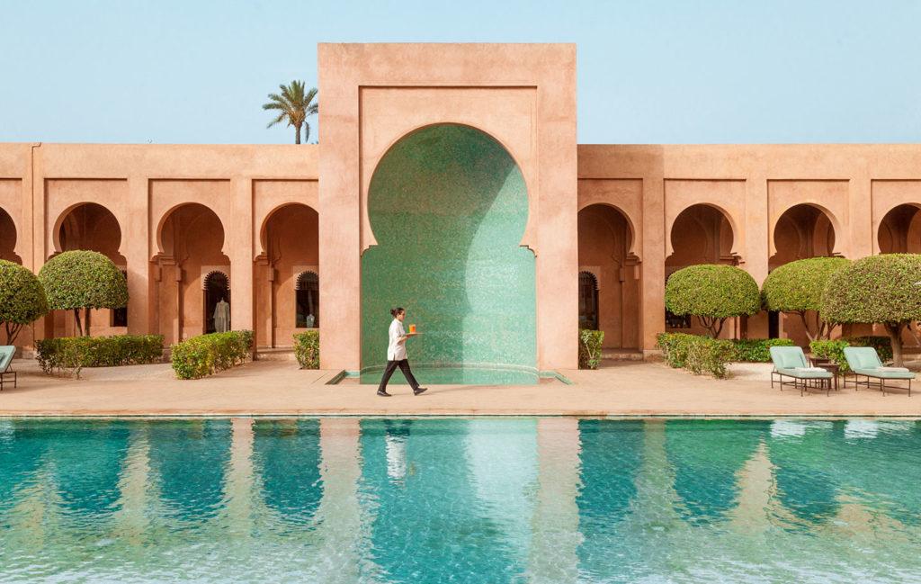 Amanjena, Morocco