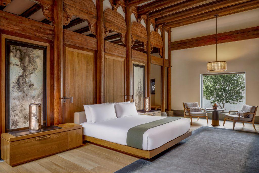 Amanyangyun Villa Bedroom