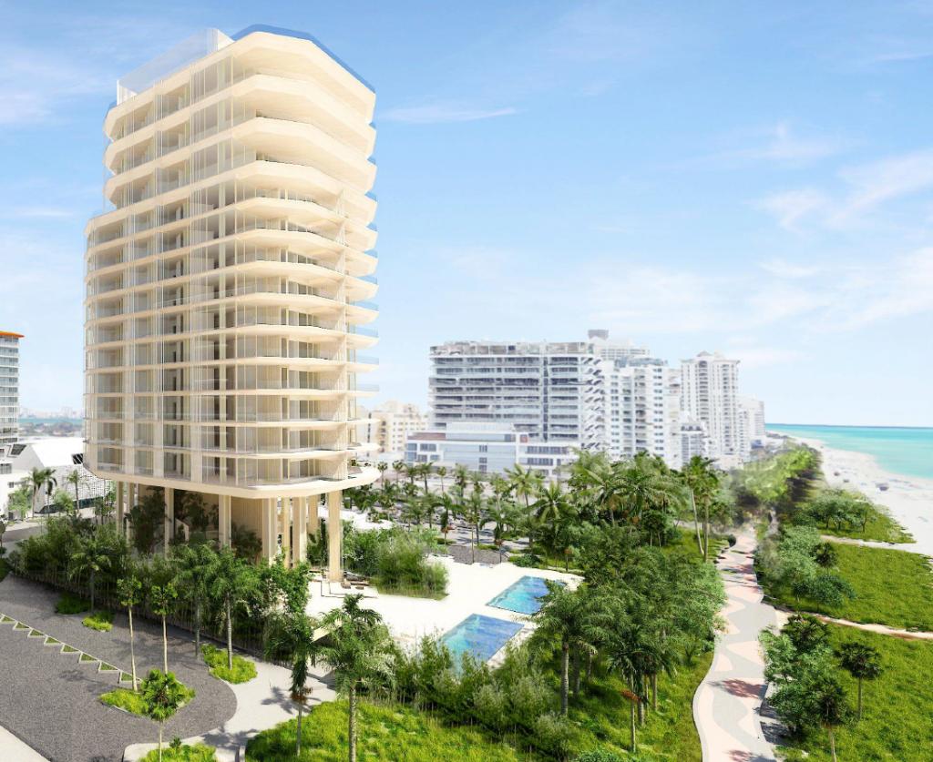 Aman Miami Proposed Design