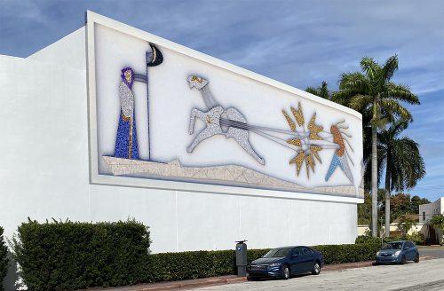 Jack Stewart Apollo Mural