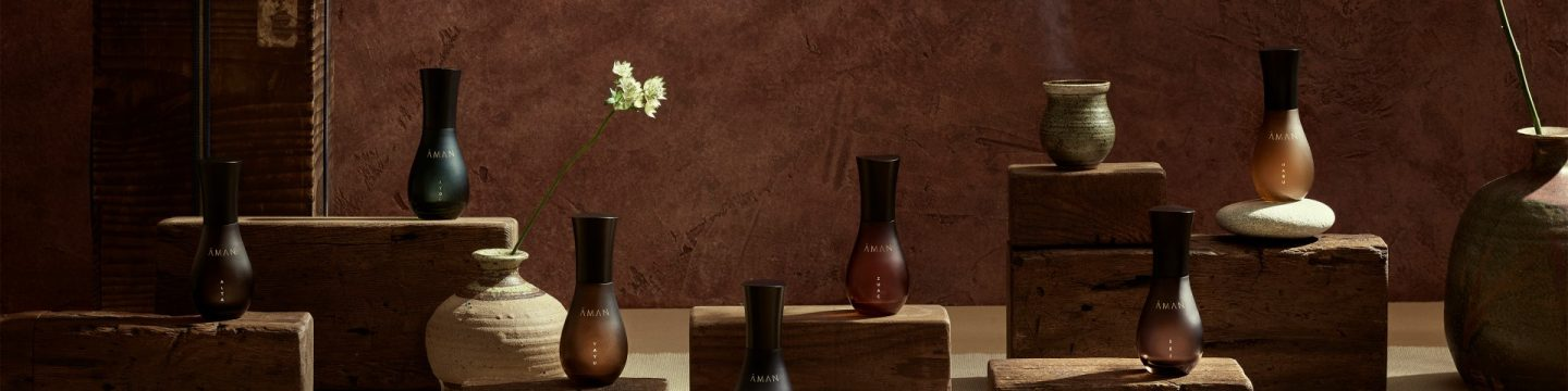Aman Fine Fragrance Collection